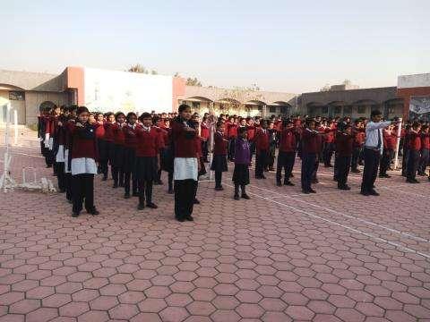 Jawahar Navodaya Vidyalaya School Amroha